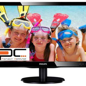 مانیتور استوک 20 اینچ Philips مدل 206V6LAB فروشگاه آنلاین کامپیوتر پایتخت (www.paytakhtpc.ir)