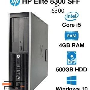 کیس استوک اچ پی مدل HP-COMPAQ-ELITE-8300-OR-6300 (فروشگاه آنلاین کامپیوتر پایتخت www.paytakhtpc.ir)