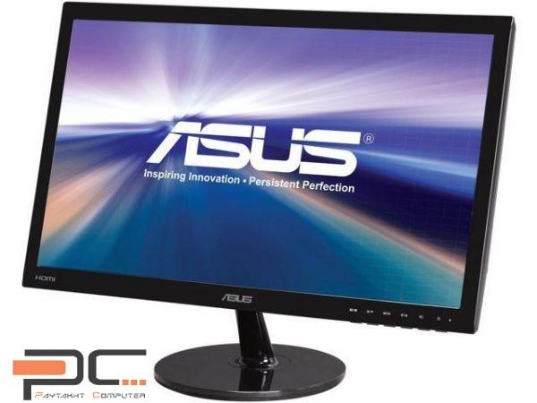 مانیتور استوک 22 اینچ ASUS مدلVS228 فروشگاه کامپیوتر پایتخت (www.paytakhtpc.ir)